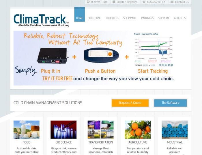 Climatrack title